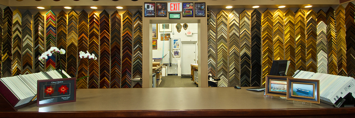 Expert Custom Framing