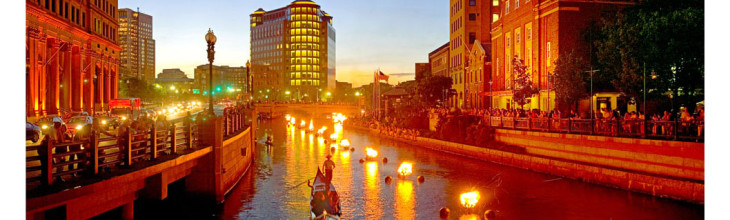WaterFire Gondola Cruise
