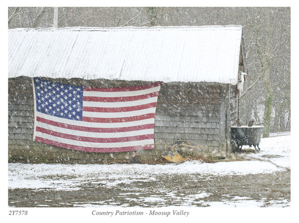Country Patriotism - Moosup Valley