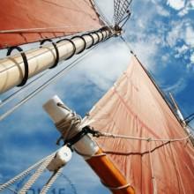Aurora Sail Boat